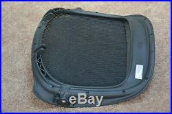 NEW GENUINE OEM Herman Miller Aeron Seat Pan Replacement Size C Large Black 3D01