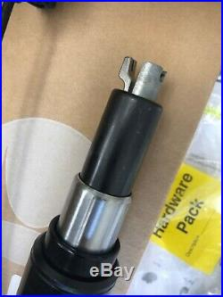 NEW OEM Herman Miller Aeron Pneumatic Two Stage gas cylinder with cables /knob