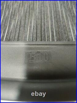 New GENUINE OEM Herman Miller Aeron Seat Pan Size B medium Black 3D01