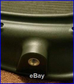 New Herman Miller Aeron Part Black Size A Seat Pan Frame and Mesh