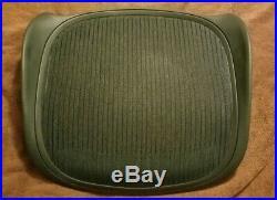 New Herman Miller Aeron Replacement Seat Pan size A graphite black mesh