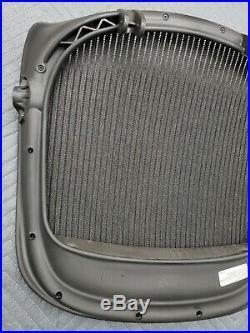 New Herman Miller Aeron Replacement Seat Pan size C Graphite