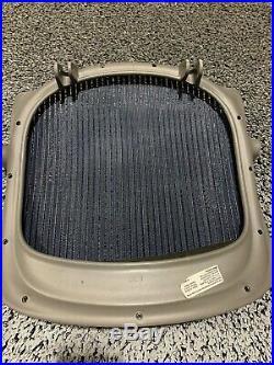 New Herman Miller Aeron Sapphire Blue A Size 3D11 M1 Seat Frame