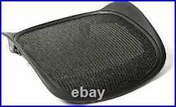 New Replacement Herman Miller Classic Aeron Seat Pan Size B Size Black 3D01 OEM