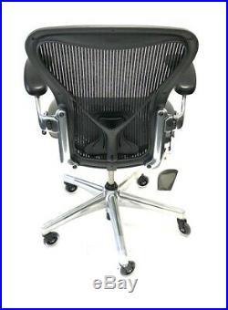 Renewed Herman Miller Classic Executive Size B Posturefit Aeron