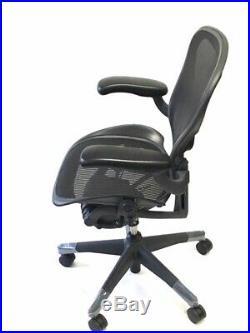 Renewed Herman Miller Size A (small) Lumbar Support Aeron Chair