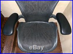 Task Chair Ergonomic Chair Herman Miller Aeron Size A
