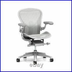The Aeron Chair by Herman Miller (XOUT-AER2B23DWALPVPRSNADVPBBDVP2310121XV)