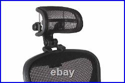 The Original Headrest For Herman Miller Aeron Chair by Engineered Now