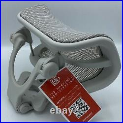 The Original Headrest for The Herman Miller Aeron Chair Engineered Now Mineral