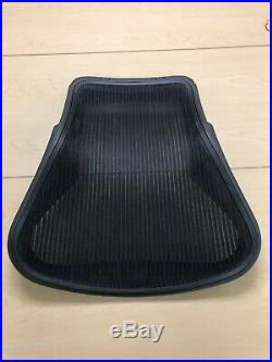 Used Herman Miller Aeron Seat Back Size B with Mesh for Aeron Chair